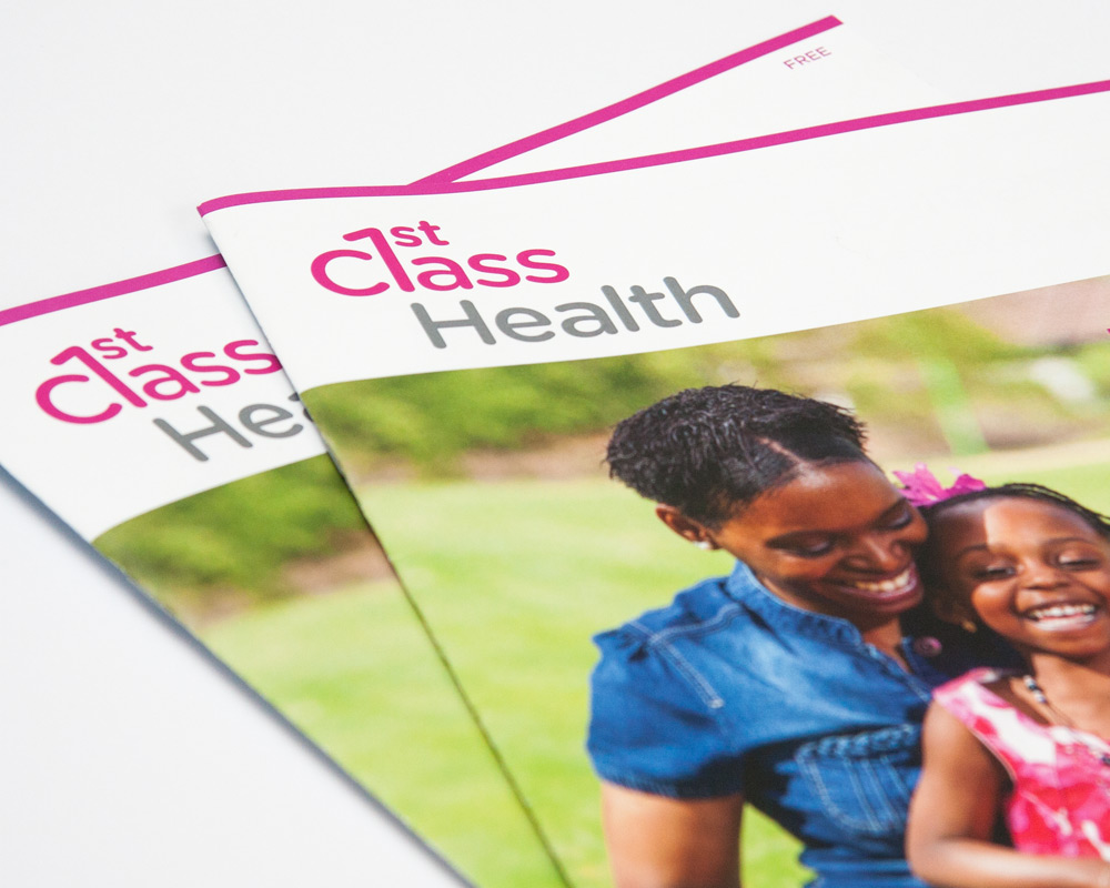 First Class Health Magazines